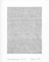 Schnittstellenanalyse 12, 2014, Bleistiftzeichnung, ca. 21 x 27 cm
