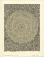 Wie Sand am Meer 21, 2014, Bleistiftzeichnung, ca. 21 x 27 cm